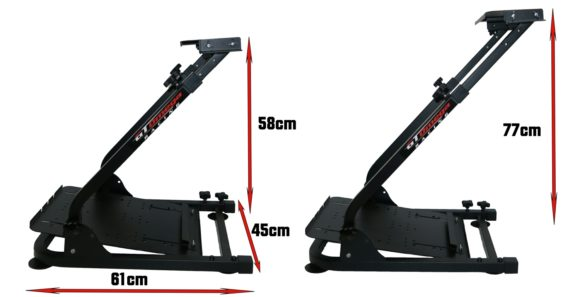 Gt Omega Steering Wheel Stand Review Xbox One Racing