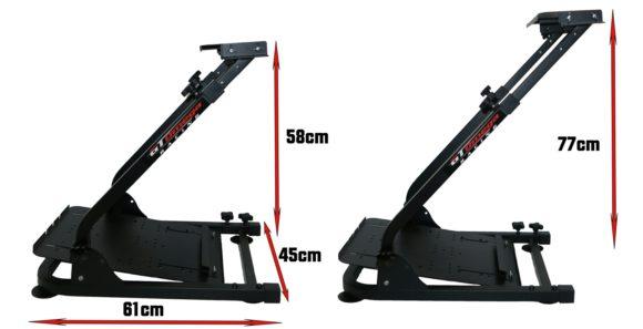 How to Adjust wheelstand height