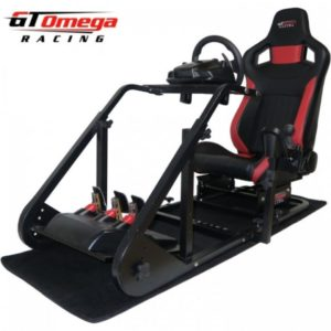 GT Omega ART Sim Racing Cockpit Review | $430