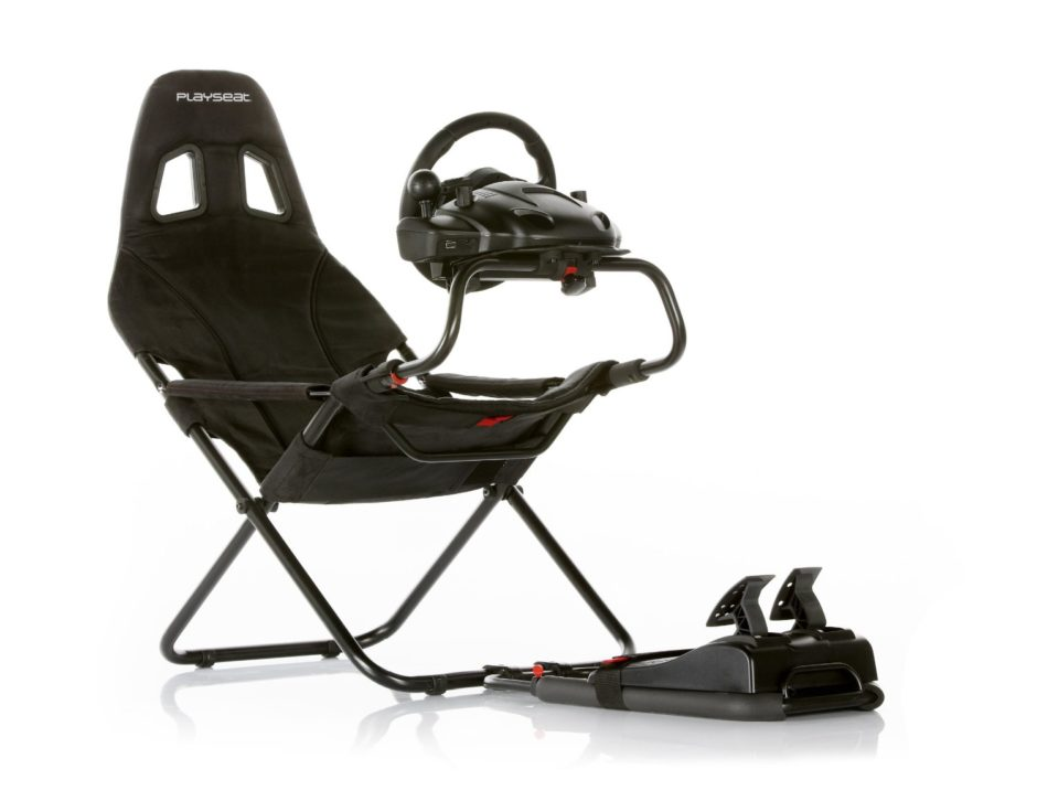 Foldable Car Seat >> Playseat Challenge Gaming Chair Review | Xbox One Racing Wheel Pro