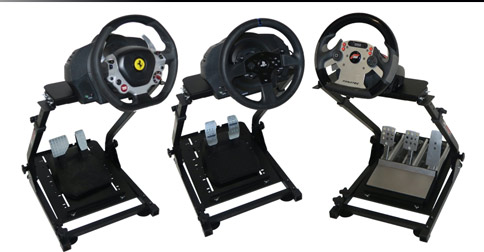 adbc05ad5be GT Omega Steering Wheel Stand Review | Xbox One Racing Wheel Pro